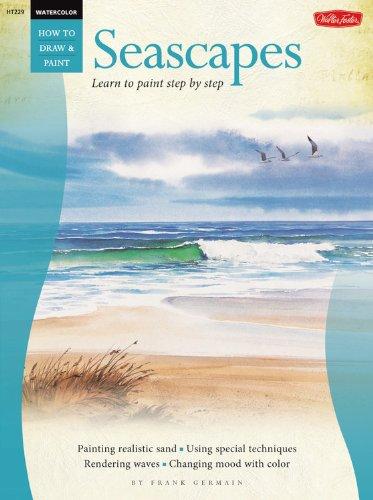 Watercolor: Seascapes: Germain, Frank