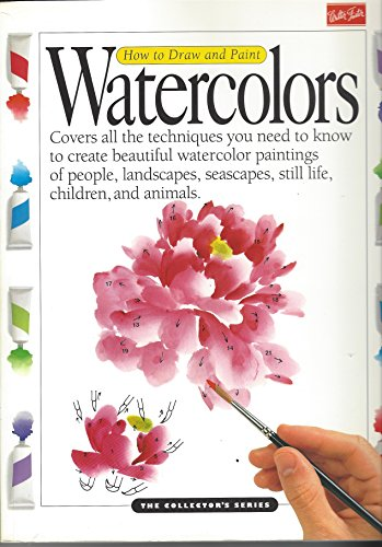 How to Draw and Paint in Watercolor (Collector's): Powell, William F., Edin, Rose, Peterson, ...