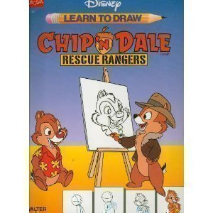 9781560100911: Chip and Dale (Disney Learn to Draw Ser)