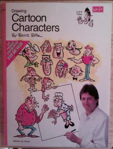 9781560101031: Drawing Cartoon Characters (How to Draw and Paint)