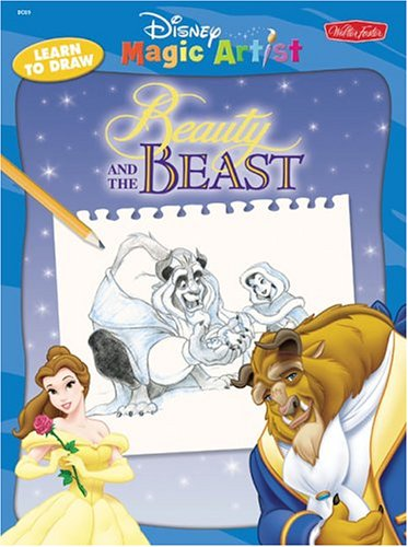 Disney's How to Draw Beauty and the Beast: David Pacheco
