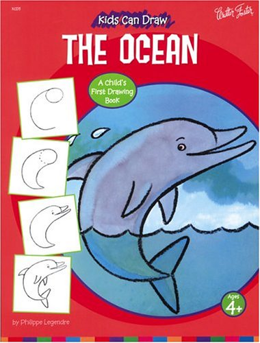 9781560102731: Kids Can Draw the Ocean (Kids Can Draw series #5)