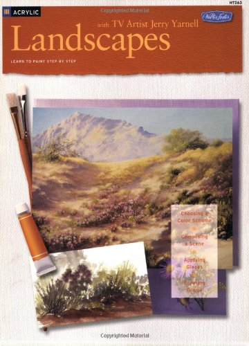 Acrylic: Landscapes with TV Artist Jerry Yarnell (How to Draw & Paint/Art Instruction ...