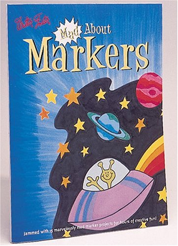 9781560104001: Mad About Markers