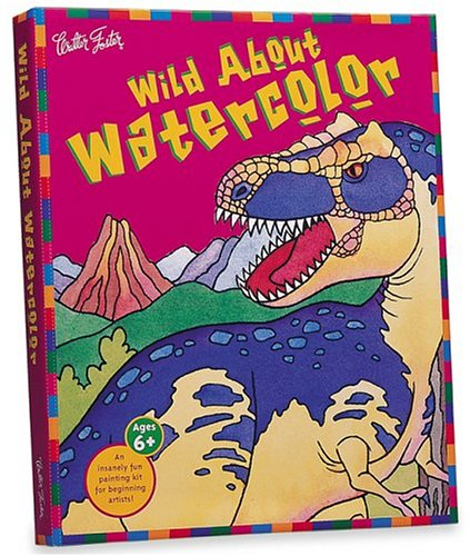 Wild About Watercolor (9781560104100) by Walter Foster