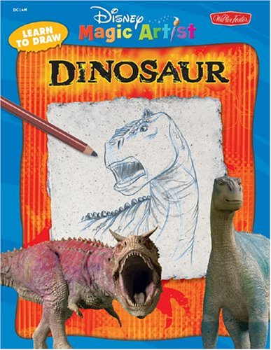 9781560104926: How to Draw Walt Disney Pictures Presents Dinosaurs