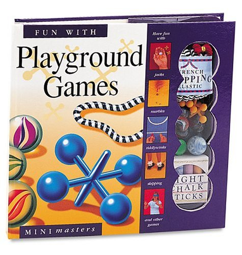 Playground Games (Mini Masters Series) (1560105216) by Jim Bennett; Walter Foster