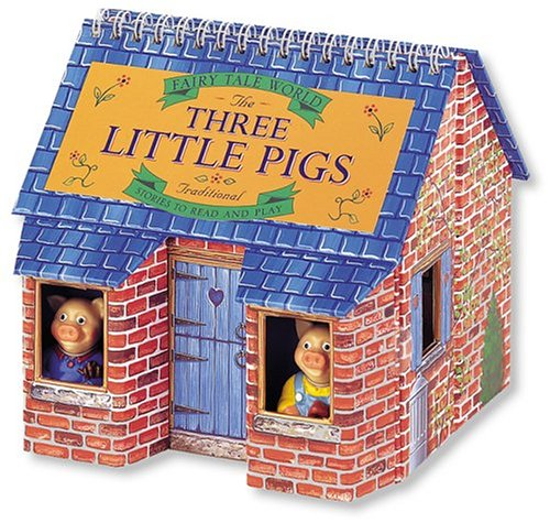 The Three Little Pigs (1560105658) by Walter Foster