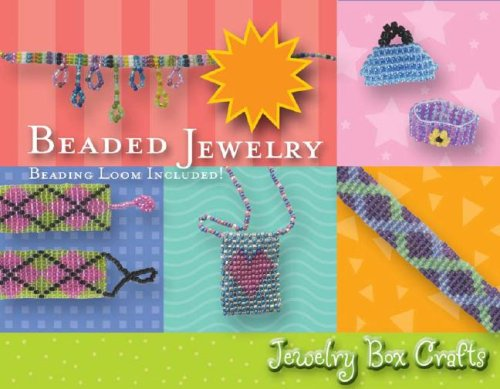9781560105978: Beading Loom Kit: A whole box full of jewelry making ideas! (Jewelry Box Crafts)