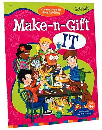 Make-N-Gift It (The Incredible Kids Craft-It-Series): Keely, Jack, Stickney,