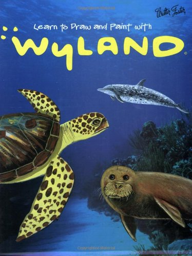 9781560106630: Learn to Draw & Paint with Wyland Kit (Wyland HTD Books)