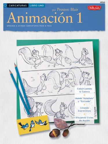 9781560107149: Caricaturas: Animacion 1 (How to Draw & Paint) (Spanish Edition)