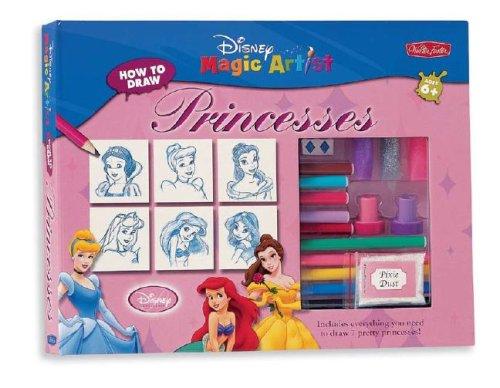 9781560107576: Disney Magic Artist Princesses (How to Draw Books)