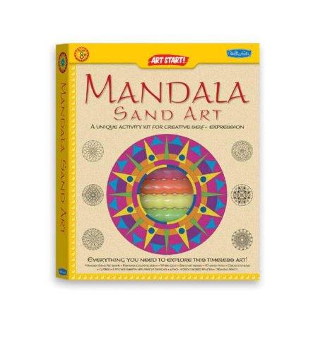 9781560107668: Mandala Sand Art Kit (Art Start!)