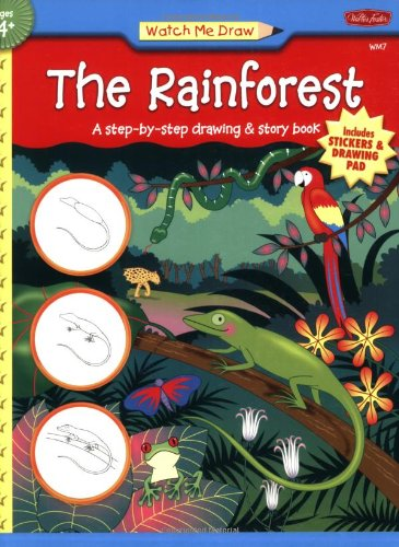 Watch Me Draw: The Rainforest: Jenna Winterberg