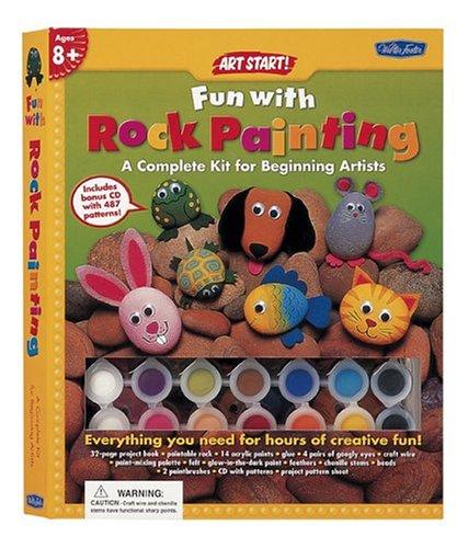 Fun with Rock Painting Kit (Art Start!)