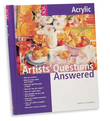 Artists Questions Answered Acrylic