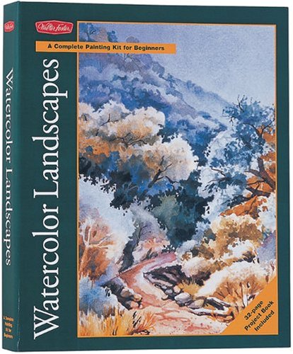 Watercolor Landscapes (Walter Foster Painting Kits) (9781560108115) by Walter Foster