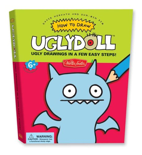 9781560108900: How to Draw Uglydoll Kit: Ugly Drawings in a Few Easy Steps (Uglydoll Series)