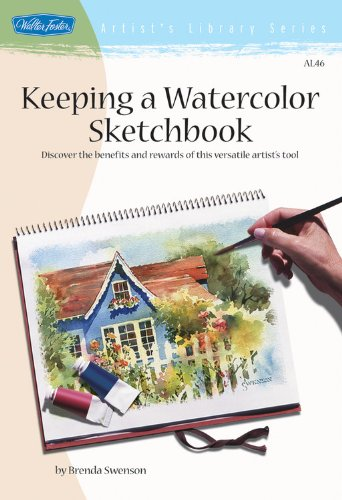 9781560108993: Keeping a Watercolor SketchBook (Artist's Library)
