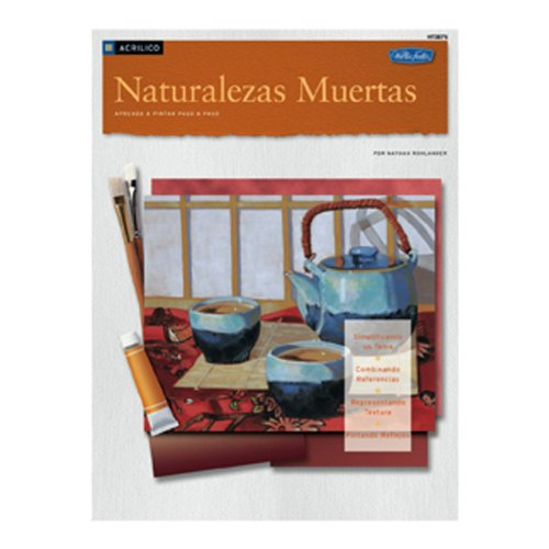 9781560109105: Acrilico: Naturalezas Muertas (How to Draw and Paint) (Spanish Edition)