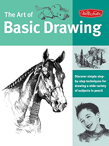 9781560109136: Art of Basic Drawing: Discover simple step-by-step techniques for drawing a wide variety of subjects in pencil (Collector's Series)