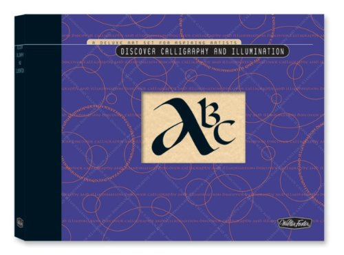 9781560109877: Discover Calligraphy and Illumination Kit: A Deluxe Art Set for Aspiring Artists (Discover Series)