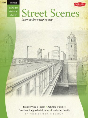 9781560109891: Street Scenes/Drawing: Learn to Draw Step by Step (How to Series: Drawing)