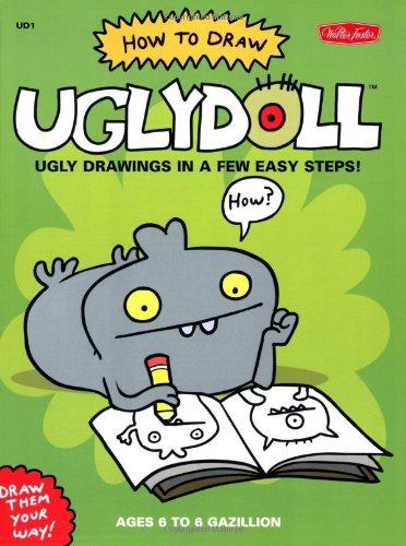 9781560109914: How to Draw Uglydoll (Uglydoll Series)
