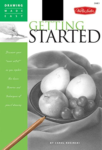 9781560109952: Drawing Made Easy: Getting Started