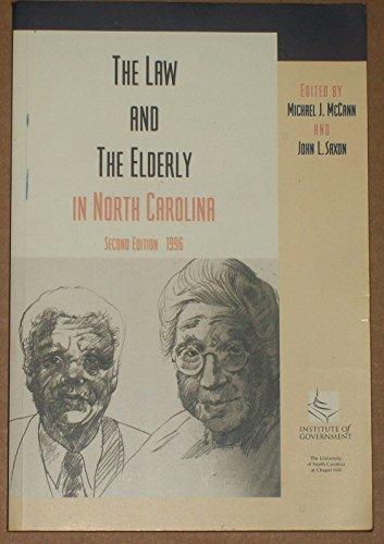 The Law & the Elderly in North: Editor-Michael J. McCann;