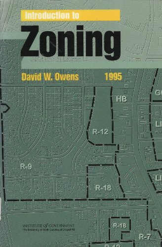 9781560112754: Introduction to Zoning