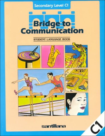 9781560142393: Bridge to Communcation Level C1 (Bridge to Communication (Secondary).) (Spanish Edition)