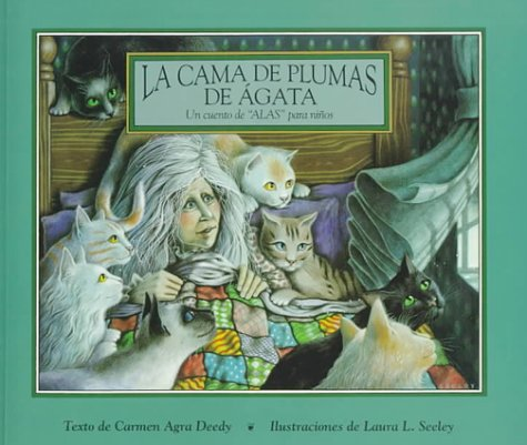 9781560146674: LA Cama De Plumas De Agata (Alfaguara Infantil) (Spanish Edition)