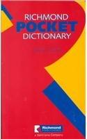 9781560147633: Richmond Pocket Dictionary : Spanish/English, English-Spanish (Spanish Edition)