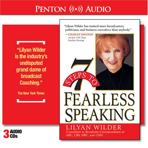 9781560150473: 7 Steps to Fearless Speaking (Wiley Audio)