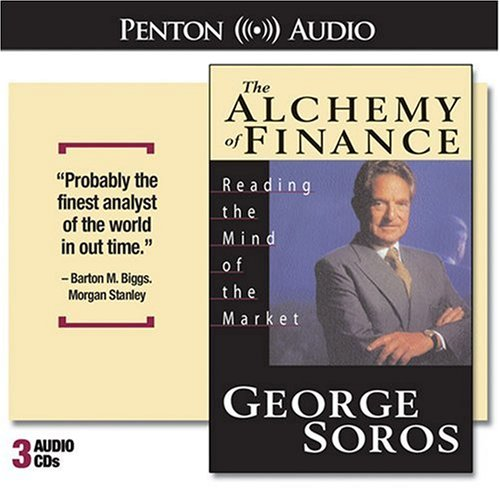 9781560150480: The Alchemy of Finance: Reading the Mind of the Market (Wiley Audio)