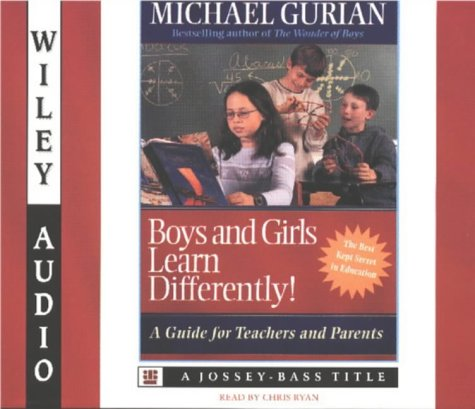 9781560152583: Boys and Girls Learn Differently! (Wiley Audio)