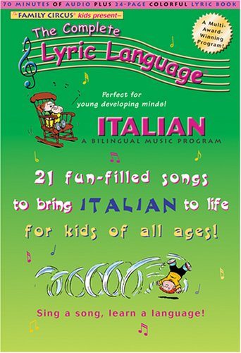 9781560153078: Italian (The Complete Lyric Language)