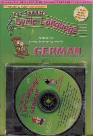 9781560153214: German: A Bilingual Music Program (The Complete Lyric Language) (German Edition)
