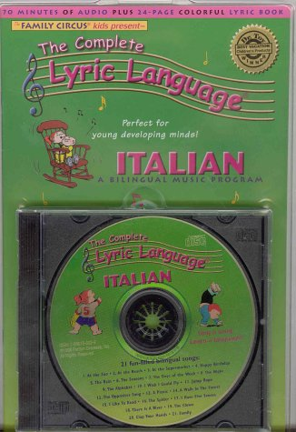 9781560153221: Italian (The Complete Lyric Language)