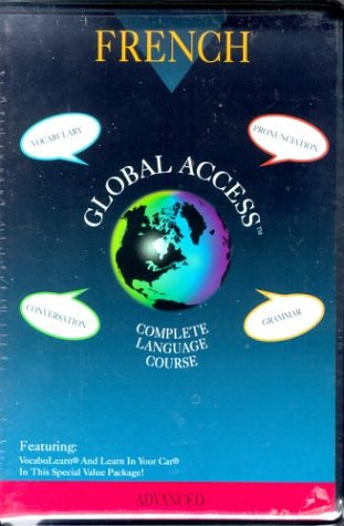 9781560155058: Global Access French Advanced with Book
