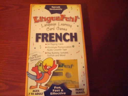 9781560155911: Language Learning Card Games: French (Lingua Fun) (French Edition)