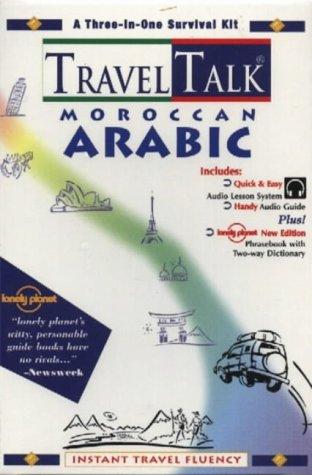 9781560156451: Moroccan Arabic with Book(s) (TravelTalk)