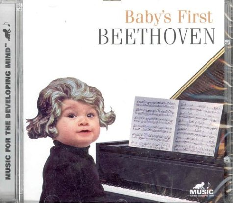 9781560157496: Baby's First Beethoven