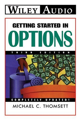 9781560159582: Getting Started in Options (Wiley Audio)