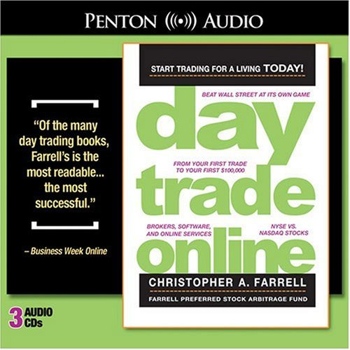 9781560159636: Day Trade Online (Wiley Audio)