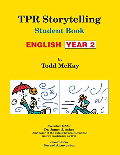 9781560180272: Tpr Storytelling Student Book, English Year 2