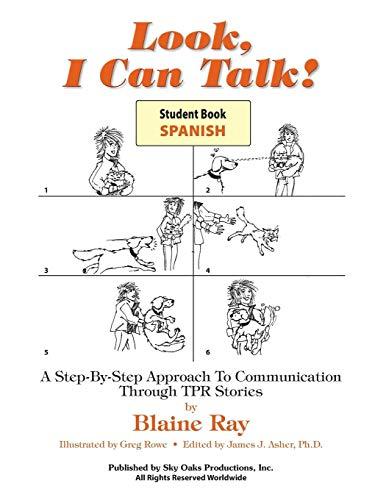 9781560184744: Look, I Can Talk! Spanish