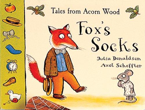 9781560213796: Fox's Socks: Tales from Acorn Wood Lift-the-Flap Book